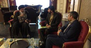 حجت الاسلام و المسلمین حسینی