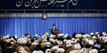 The First Session Of Dars-E-Xarej Of Feqh In The New Academic Year