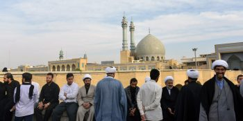 The Presence Of The Arba'een Missionaries Of Xorasan Seminary In The Holy City Of Qom