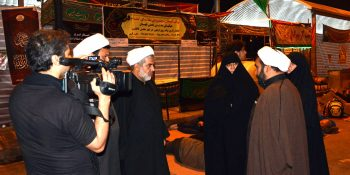 Pictorial Report / Activities Of The Arba'een Missionaries Of Xorasan Seminary In Kadhimiya And Samarra