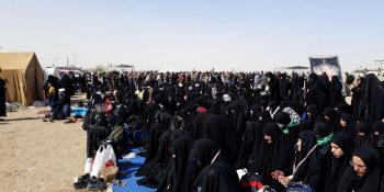 Pictorial Report / Jihadi Activities Of The Female Missionaries Dispatched From Xorasan Seminary To Holy Atabat At Arba'een Of Imam Hosein (As)