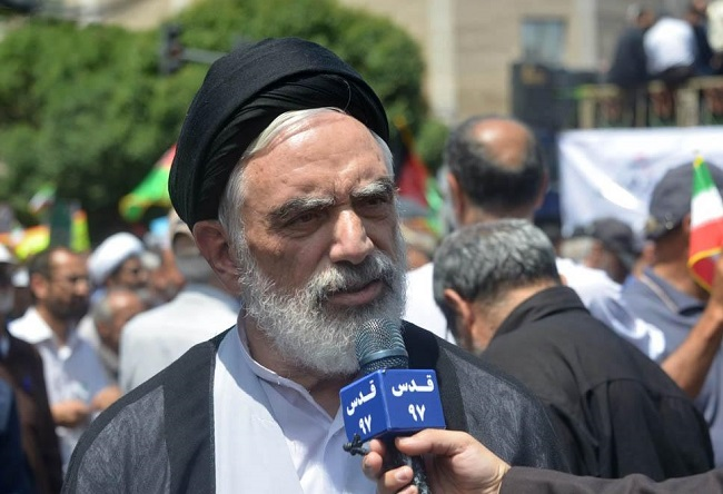 The Destruction Of The Zionist Regime Is The Message Of The Demonstration On The Quds Day