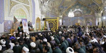 Pictorial Report / The Commemoration Ceremony Of The 29th Anniversary Of The Passing Away Of Imam Khomeini (ra)