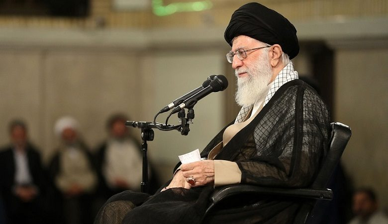 A Group Of Hajj Officials And Executives Met With The Supreme Leader Of The Revolution