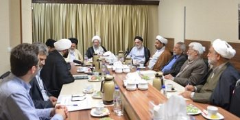 The Manager Of Xorasan Seminary Met With Ayatollah Moqtadayi