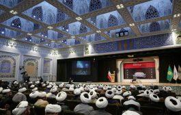 گزارش تصویری/همایش بین المللی تحجر و اسلام آمریکایی با محور « تبیین منشور روحانیت و حوزه انقلابی»
