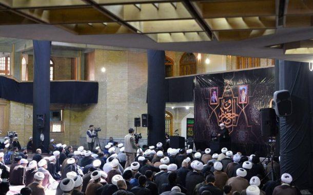 گزارش تصویری/ مراسم سالروز شهادت امام جعفر صادق (علیه السلام)